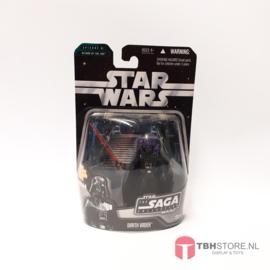 Star Wars The Saga Collection Darth Vader moc