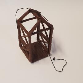 Ewok Village Elevator Basket met touw