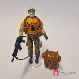 G.I. Joe Tiger Force Outback (UK / Europe) (Compleet)