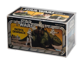 Star Wars Dewback Display Case