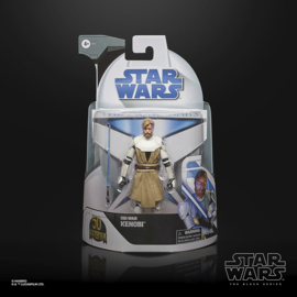 Star Wars Black Series Clone Wars Exclusive Obi Wan Kenobi