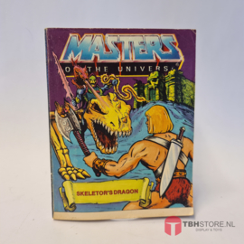 MOTU Masters of the Universe Skeletor's Dragon