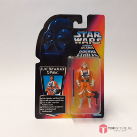 Star Wars POTF2 Red: Luke Skywalker X-Wing