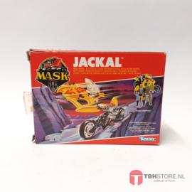 M.A.S.K. Jackal in doos
