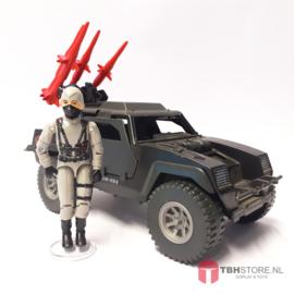 G.I. Joe Cobra Stinger & Driver