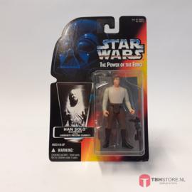 Star Wars POTF2 Red: Han Solo in Carbonite