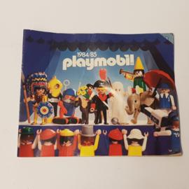 Playmobil Catalogus 1984 / 1985