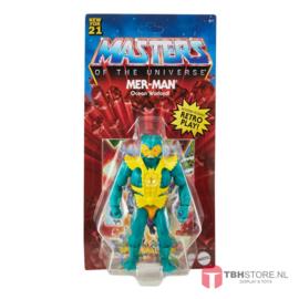 MOTU Masters of the Universe Origins 2021 Mer-Man