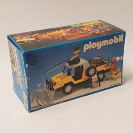 Playmobil 3528 - Safari Truck