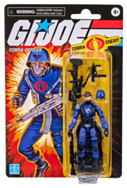 PRE-ORDER G.I. Joe Retro Collection Series Cobra Officer