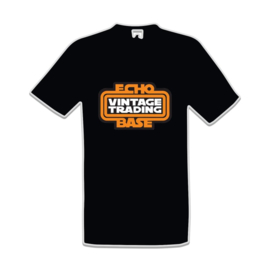 Echo Base Vintage Logo T-Shirt