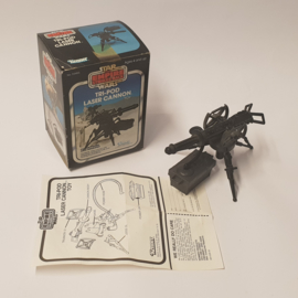 Tri-Pod Laser Cannon (mini-rig) met doos