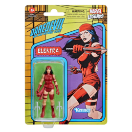 Marvel Legends Retro Collection Elektra