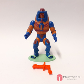 MOTU Masters of the Universe Man-e-Faces (Compleet)