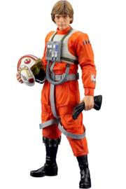 Star Wars Kotobukiya ARTFX+ Statue 1/10 Luke Skywalker X-Wing Pilot