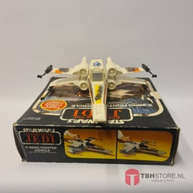 X-Wing Battle Damaged met Bi-logo doos