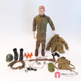 G.I. Joe Action Soldier jaren 60
