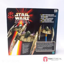 Star Wars Episode 1 3 Droid Starfighters