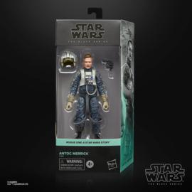 PRE-ORDER Star Wars Black Series Antoc Merrick
