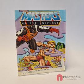 MOTU Masters of the Universe La Puzza Diabolica!