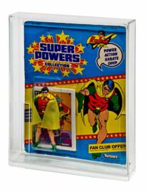 Super Powers MOC Display Case (Standard Bubble Depth)