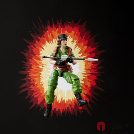 PRE-ORDER G.I. Joe Retro Collection Series Lady Jaye