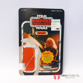 Vintage Star Wars Cardback Ugnaught 41 back