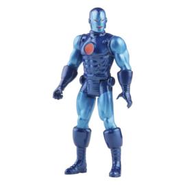 PRE-ORDER Marvel Legends Retro Collection Stealth Iron Man (The Invicible Iron Man)