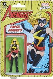 Marvel Retro 3.75 inch Retro Collection Carol Danvers