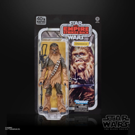 Star Wars The Black Series ESB 40th Anniversary 6-Inch Chewbacca