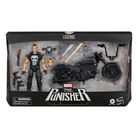 PRE-ORDER Marvel Legends Series Action Figure with Vehicle 2020 The Punisher