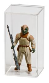 Loose Action Figure Display Case - Tall & Wide 3 3/4""