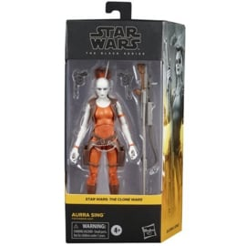 PRE-ORDER Star Wars The Black Series Aurra Sing