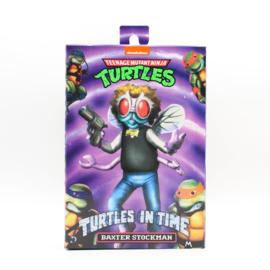 Teenage Mutant Ninja Turtles in Time Ultimate Baxter Stockman