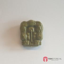 G.I. Joe Backpack Steel Brigade (v1) Duke (v2)