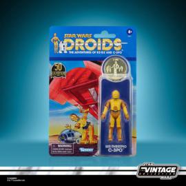 Star Wars: Droids Vintage Collection Action Figure 2021 See-Threepio (C-3PO)