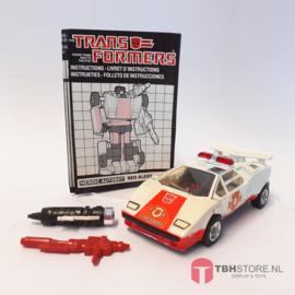 Transformers Red Alert
