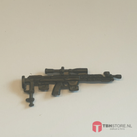 G.I. Joe Sniper Rifle Black Out, Wide Scope, Heavy Duty (v8)