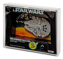 Star Wars & ESB Boxed Die Cast Vehicle Display Case