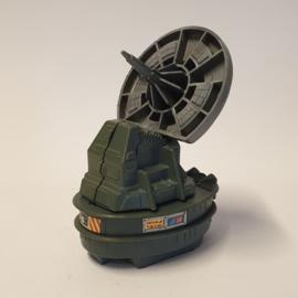Radar Laser Cannon