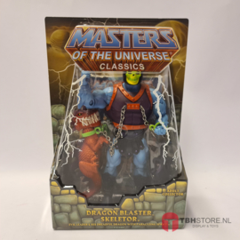MOTUC Masters of the Universe Classics Dragon Blaster Skeletor