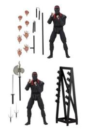 PRE-ORDER Teenage Mutant Ninja Turtles 2-Pack Foot Soldiers with Weapons Rack