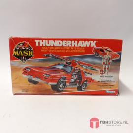 M.A.S.K. Thunderhawk met doos