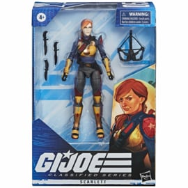 PRE-ORDER G.I. Joe Classified Series Scarlett