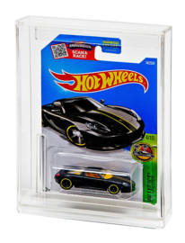 PRE-ORDER Carded Diecast Vehicle Display Case - Hot Wheels (Tall Card)