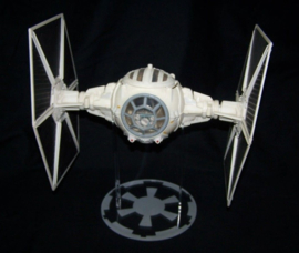 Vintage Tie Fighter (new design) Ship Stand