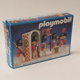 Playmobil 3544 - Redcoat Guards