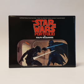 The Star Wars Portfolio by Ralph McQuarrie (Open)