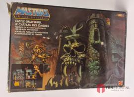 MOTU Masters of the Universe Castle Grayskull met doos