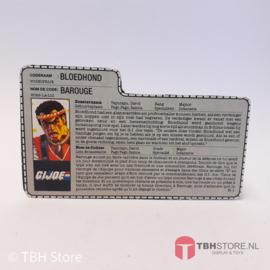 G.I. Joe File Bloedhond